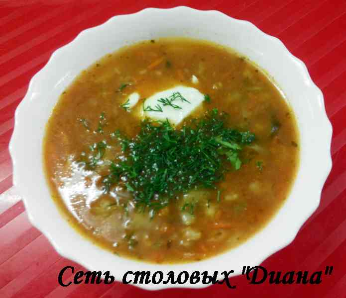 рецепты первых блюд супы борщ